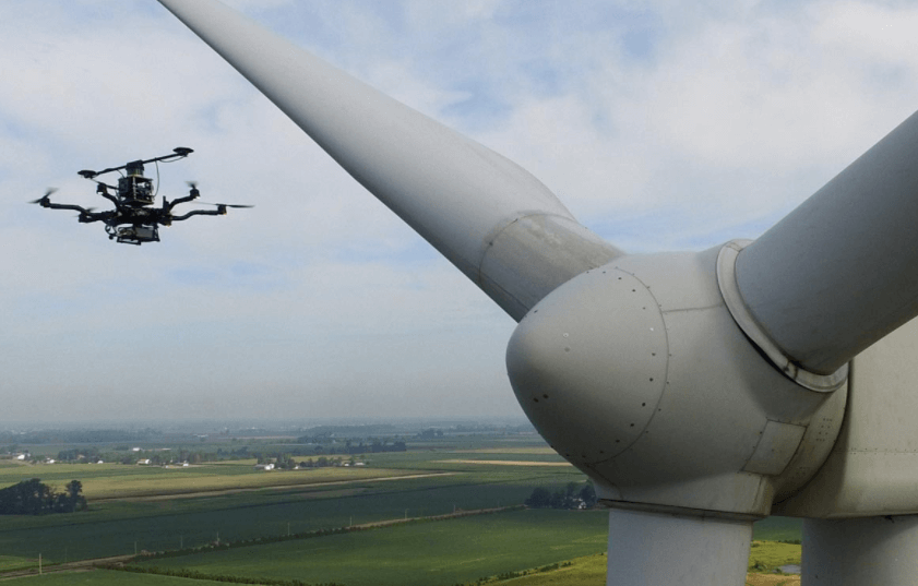 SkySpecs' drones complete record number of wind-turbine inspections